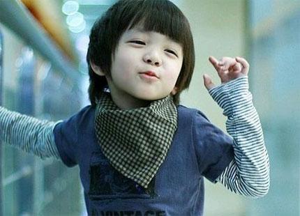 男童星照片可爱头像